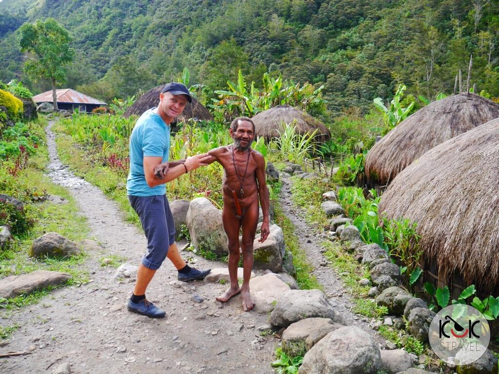 Papúa Occidental: trekking a las aldeas en el Valle de Baliem con un presupuesto diario de 7-8 EUR por persona!