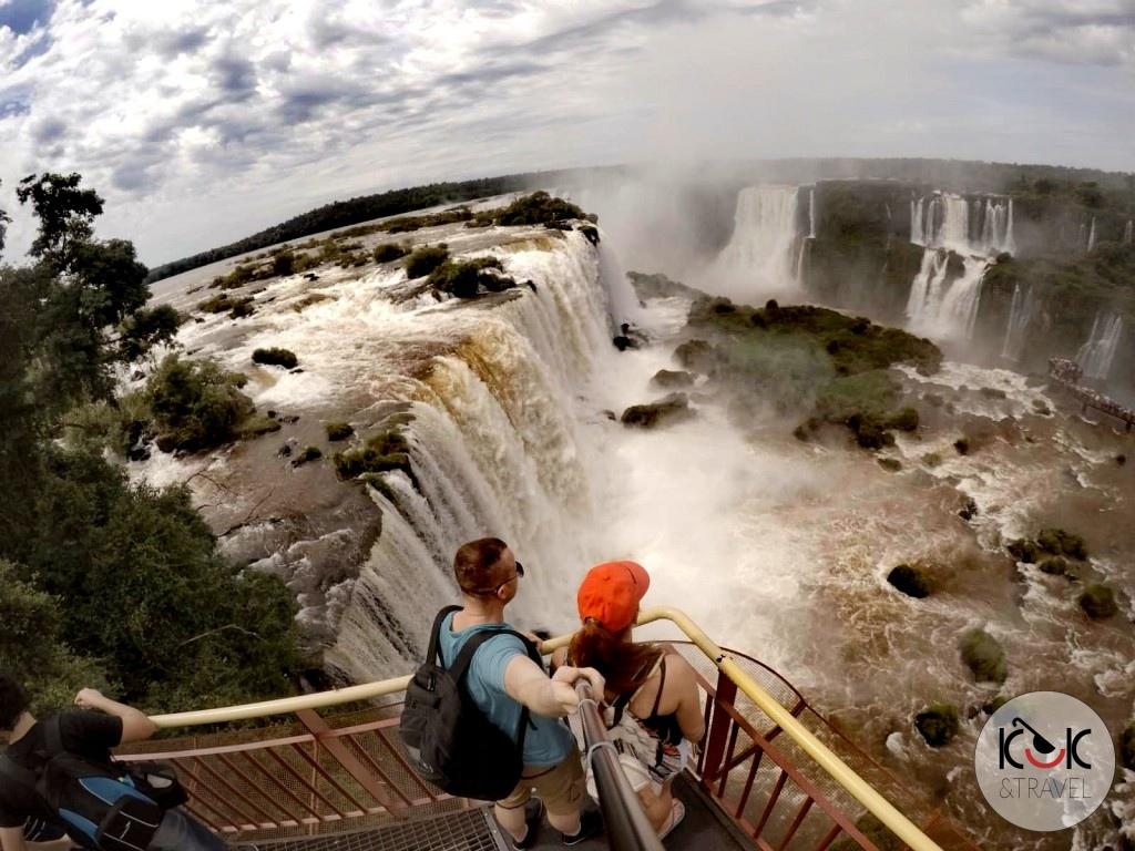 Brazylijskie Cataratas do Iguacu i Park Ptaków do ogarnięcia w 1 dzień