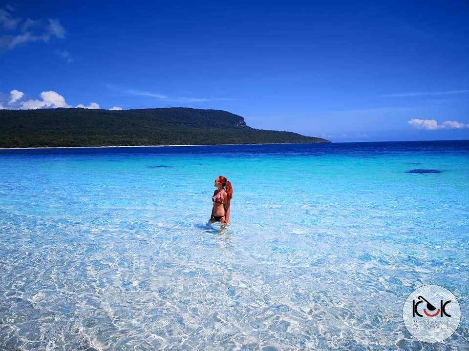 Jaco Island – timorski odpowiednik raju