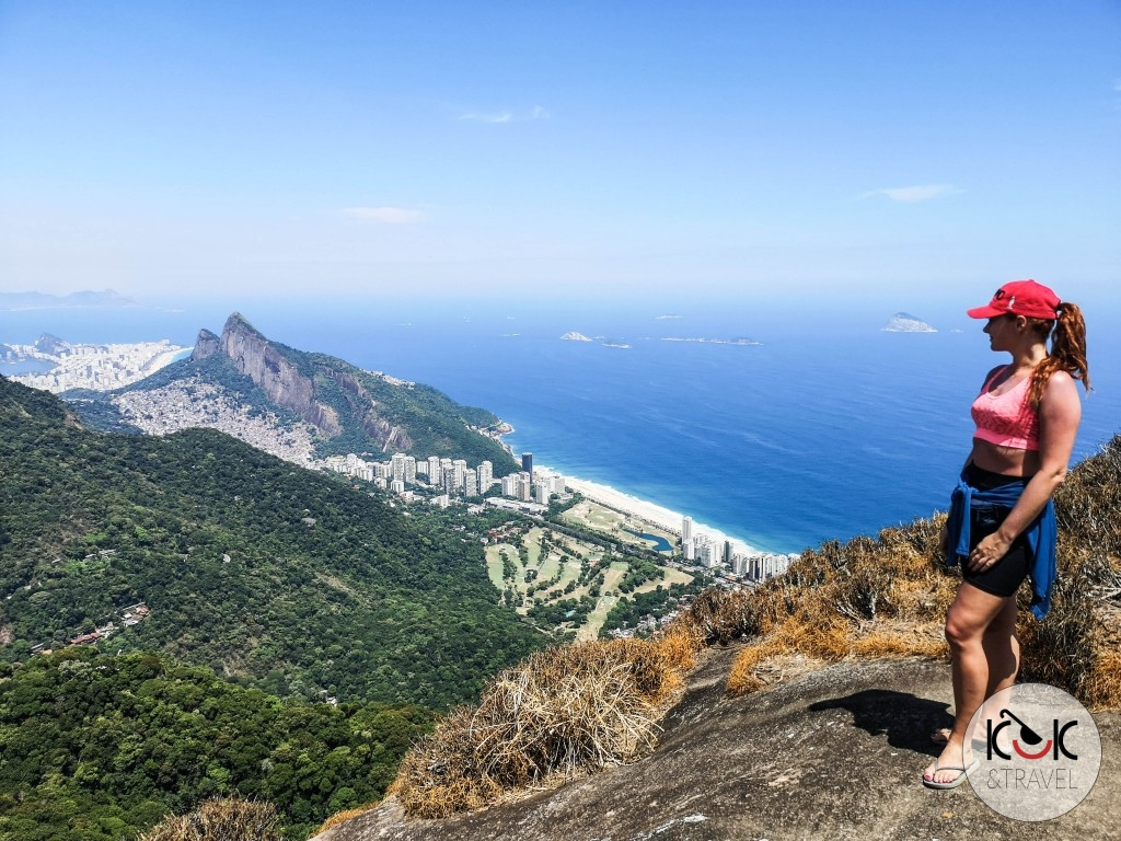 Pedra Bonita – Rio de Janeiro z innej perspektywy